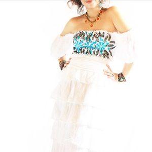 Mexican Dresses Aida Coronado
